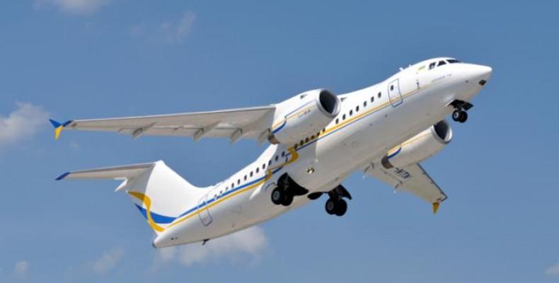 Україна готова поставляти в Казахстан українські літаки Ан-148 і Ан-158