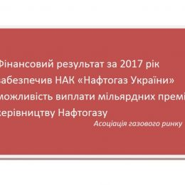Через НАК «Нафтогаз України» пройшло 40 млрд гривень субсидій